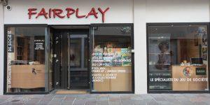 Fairplay Mulhouse Votre boutique de jeux de société