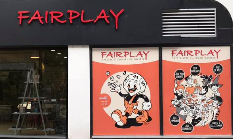 Boutique Fairplay, le spécialiste du jeu de société à Mulhouse
